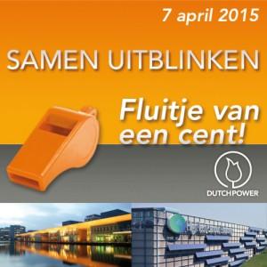Uitblinken, fluitje van een cent – april 2015 – Dutch Power