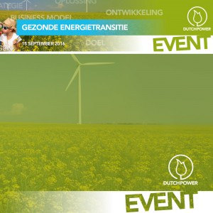 Gezonde energietransitie – Dutch Power