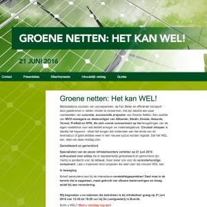 Groene netten: Het kan WEL! – Dutch Power
