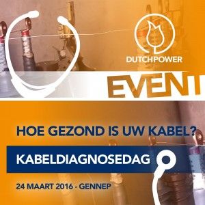 Kabeldiagnose, hoe gezond is uw kabel? – Dutch Power