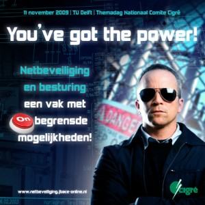 Cigre - Themadag You've got the Power