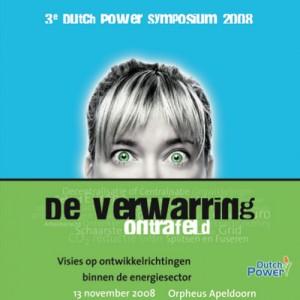 Stichting Dutch Power Symposium 2008