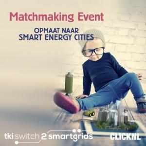 Matchmaking Event, Opmaat naar Smart Cities