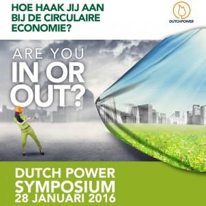 Hoe haak jij aan bij de duurzame economie? – Dutch Power
